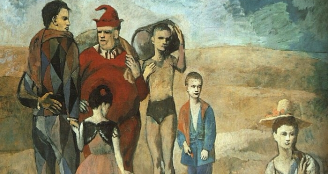 picasso-family_saltimbanques